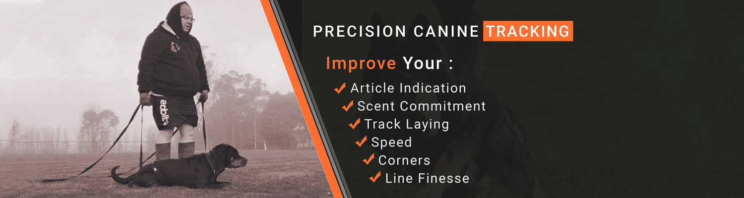 Precision Canine Tracking