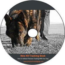 K9 Tracking Book on CD